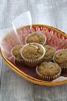 Eggless banana muffins recipe - very light, soft and moist muffins recipe with full of banana flavor. These are vegan banana muffins too.