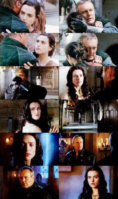 Morgana and Uther