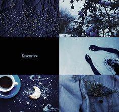 Hogwarts house aesthetic: ravenclaw