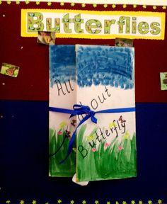 Butterflies classroom display photo - SparkleBox