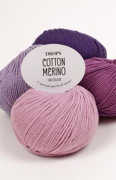 filato cotton merino
