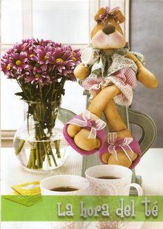 Album Archive - Muñequeria Country No. All About Puppies, Diy Stuffed Animals, Stuffed Toy, Softies, Felt Crafts, Handmade Crafts, Handmade Dolls, Handicraft, Baby Toys