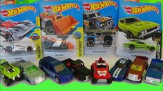 NEW Hot Wheels Die Cast Collection Review by Funtoycollection
