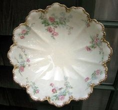 Antique Haviland Limoges Bowl Wonderful by 4HollyLaneAntiques, $118.00