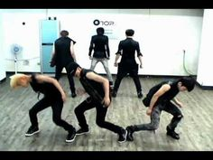 TEEN TOP - Clap (dance practice)
