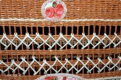 Поделка изделие Плетение Разное плетенное Бумага газетная Трубочки бумажные фото 10