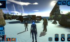 Download Star Wars: KOTOR Android Game for Free -  http://androidhackers.net/star-wars-kotor/