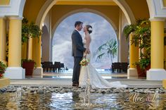 Try Dreams Los Cabos for a beautiful Mexican themed wedding. www.inspirationtravel.com