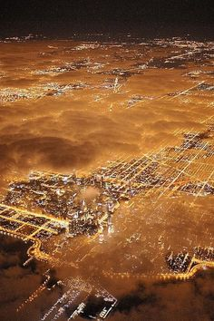 Chicago at Night by Jim Richardson | issyparis