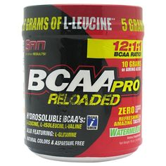 SAN BCAA Pro Reloaded 40 Servings! Discount SAN Supplements!