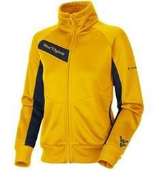 Columbia Women's West Virginia Velocity™ Trackster Jacket - University Shop