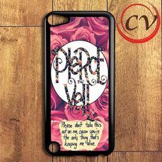 Pierce The Veil Lyric (2) (2) iPod 5 Case