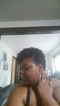 Tappered fro #funforsummer My last big chop.....Maybe