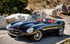 Stunning! Simon Cowell splashes $1 Million on this super-rare #Jaguar Eagle Speedster! Hit the pic for the full story