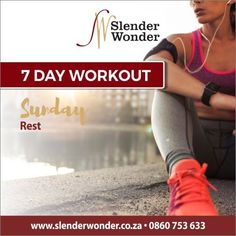 Slender Wonder, 7 Day Workout, Exercise, Fitness, Ejercicio, Excercise, Work Outs, Workout, Sport