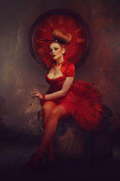 CountDown - Photoshop - ©2014 - Kryseis-Retouche Facebook - Shadowness - Twitter - Pinterest - Behance - Society6 Crédits : Model : Margot Mi - - www.facebook.com/model.margot?… Photog...
