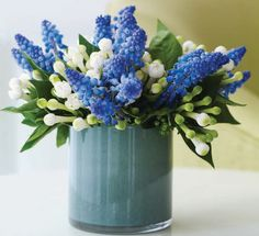 """Previous pinner said--""""Springtime flowers * maybe for a baby boy shower."""""""