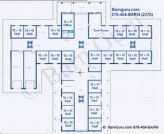 Image from http://barnguru.com/images/21_Stall_Horse_Barn-711x583.jpg.