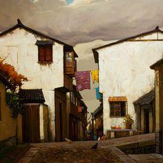 Memories of Last Trip, by Min Ma