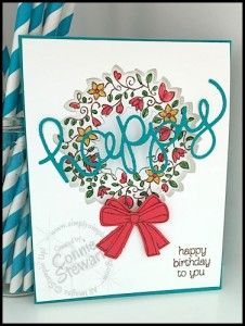 Created by Connie Stewart - www.SimplySimpleStamping.com - June 11, 2015 blog post