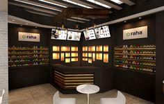 Panache-Exhibition Stand 2015-Dubai by Theosign Design at Coroflot.com