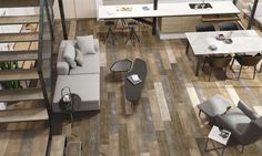 Suppliers of commercial tiles to the trade