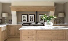 Henley oak kitchen, fitted kitchen and kitchen ideas