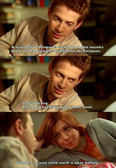 Buffy The Vampire Slayer Best Tv Shows, Best Shows Ever, Favorite Tv Shows, Movies And Tv Shows, Buffy Summers, Buffy The Vampire Slayer, Spike Buffy, Firefly Serenity, Sarah Michelle Gellar