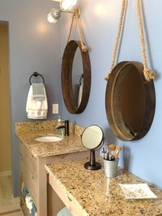 Master Bathroom Remodel 3 - beach style - bathroom - minneapolis - Dan J. Heid - Planning & Design