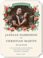 SAVE 30% off wedding invitations. Design beautiful wedding invitations that are easy to customize. Explore 100's of affordable wedding invitation designs.