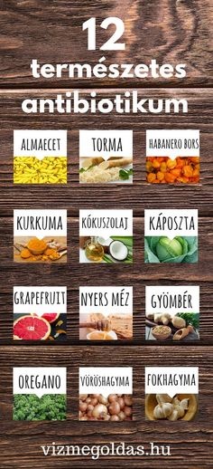 Természet patikája - természetes antibiotikumok Natural Health Remedies, Herbal Remedies, Healthy Drinks, Healthy Tips, Fitness Diet, Health Fitness, Health And Wellness Center, Herbalism, Healthy Lifestyle