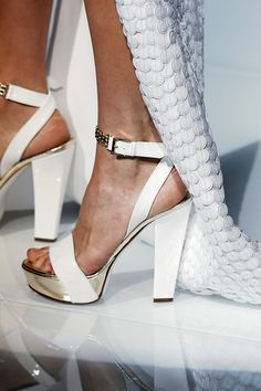 Sparkles and Glam Black Gucci Purse, Prada, Valentino, Dior, Gucci Purses, Louboutin, Killer Heels, White Shoes, White Sandals