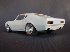 Kit comes with '70-'73 Corvette exhaust tips and ported rear valance.