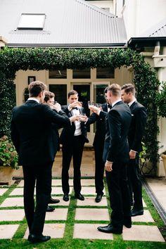 Elegant Fall Wedding in Australia