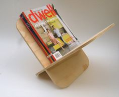 Objectify Magazine Rack by ObjectifyHomeware on Etsy, $22.00 - If you know me, you know how badly i need this in my life.
