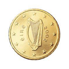 Ireland 10 Cent Coin