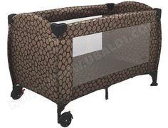 Lit parapluie QUAX Lit pliant 120x60 xm tartufo