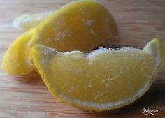Замороженный лимон — чудодейственный продукт, убивающий раковые клетки - Здоровье, физкультприветы и диеты