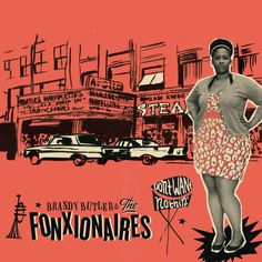 Brandy Butler & The Fonxionaires - Don't Want Nothin'