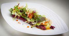 Филе тунца «Блю Фин» с фенхелем и азиатским соусом