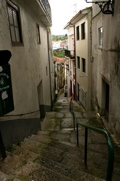 Spain, Galicia, A Coruña, Betanzos The Camino, Spain And Portugal, Pilgrimage, Bridges, Roads, Stairs, World, Places, Beautiful