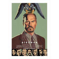 Birdman heeft twee Golden Globes gewonnen voor Beste Regie en Beste Acteur in een komedie (Michael Keaton).    Voorfilm Voor de avondvoorstellingen (22.00 uur) in …