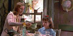 Filme: Matilda (1996) Mara Wilson, Danny Devito, Facts About Roald Dahl, Miss Honey Matilda, Matilda Movie, The Twits, Step Parenting, Saturday Morning Cartoons, 90s Cartoons