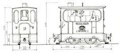 Tramwaylok Nr. 10 der GOSM... Doppel check