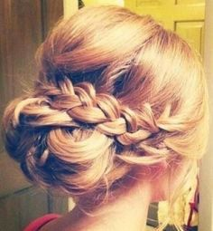 Soft braid all up