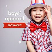 Take a look at the Blow-Out: Boys' Apparel event on #zulily today!