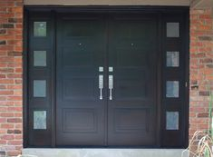 Doors on pinterest black doors double front doors and double doors