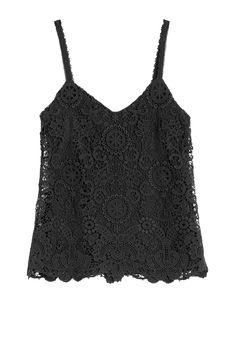 POLO RALPH LAUREN Lace Cotton Top. #poloralphlauren #cloth #sleeveless