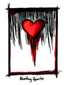 + Bleeding Heart