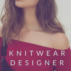 If you know your #Knit, why wouldn't you want to work for one of the leading (and very cool) international #fashion brands as a #Knitwear Designer?... Apply now at www.gm-talentmanagement.com #fashionjobs #luxury #career #careergoals #goals #jobs #recruitment #instafashion #fashioncareer #sendyourcv